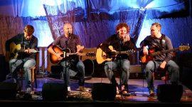 Čubed pod borovci -akustični večeri v Kubedu