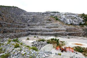 Kamnolom Griža – miniranje v okviru sanacije kamnoloma 17.12.2020 med 9-12 uro
